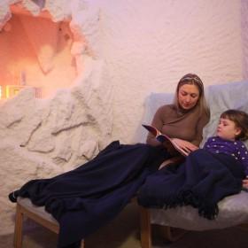 Соляная комната для взрослых