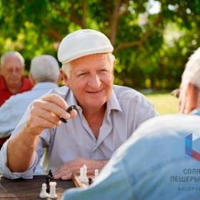 Галотерапия для людей преклонного возраста