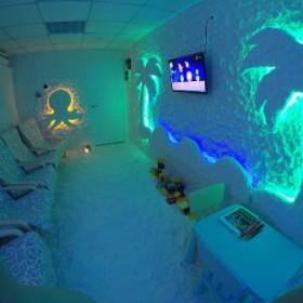 В Н.Новгороде открылась соляная комната «Морское дыхание»