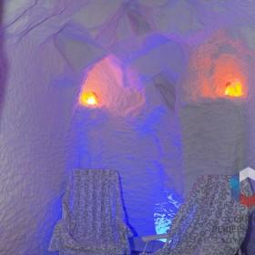 Зачем стены галокамеры покрывают солью?