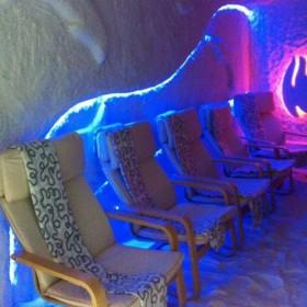 Соляная пещера «Соляной Рай»