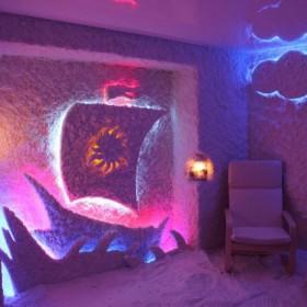 Соляная пещера «Спелеон» в Рыбинске