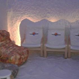«Соляная пещера» на пр. Комарова