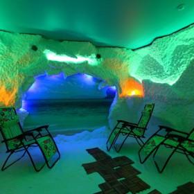 «Соляная пещера на Кирочной»