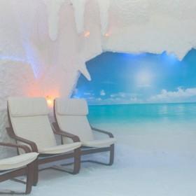 Соляная пещера «Соль моря»
