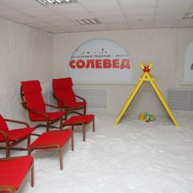 «Солевед» на ул. Ново-Садовая