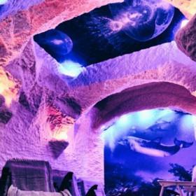Соляная пещера «Солёный воздух»