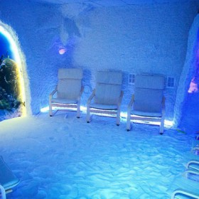 Соляная пещера «Дыхание моря»