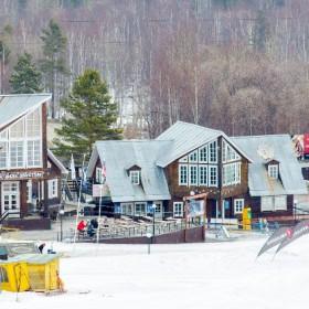 Байкальский горнолыжный курорт «Гора Соболиная»