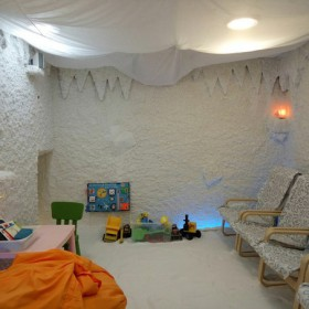 Соляная пещера «SUOLA»