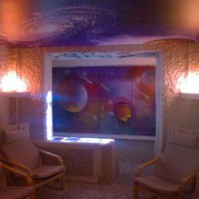 «Казанская соляная пещера» на ул. М. Салимжанова