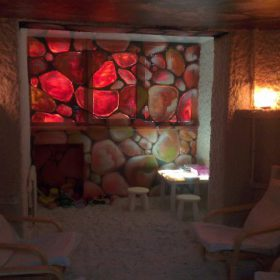 «Казанская соляная пещера» на ул. Лаврентьева