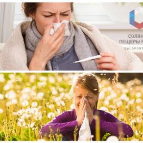 Аллергия или простуда: лечимся правильно