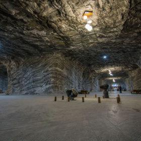 Соляная шахта в Окнеле-Мари — еще одна румынская жемчужина