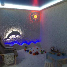 Соляная пещера «МариСоль»