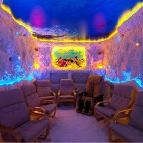 Соляная пещера «SaltGrot»
