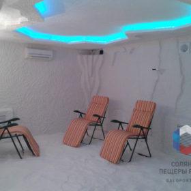 Способы воссоздания воздушной аэрозольной среды соляных пещер в помещениях