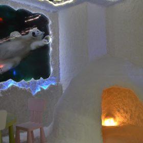 Соляная пещера «Здравствуйте»