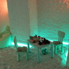 Соляная комната «Магия Соли»