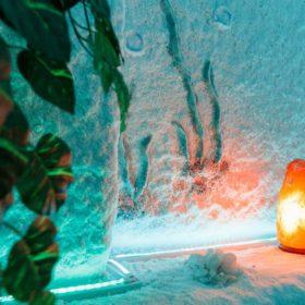 Соляная пещера «АСОЛИЯ»