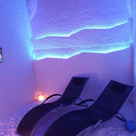 Соляная пещера «Eco-room»