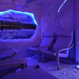Соляная пещера «Доктор соль»