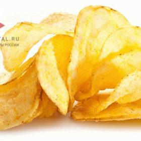 Из чего на самом деле делают чипсы?
