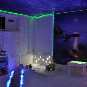 «Энергия соли» соляная пещера
