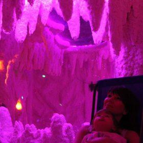 «Сольмарин» соляная пещера