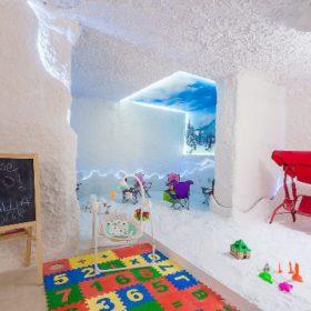 «Bambino» соляная пещера