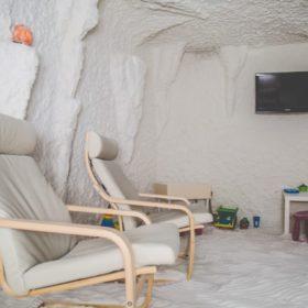 «SOLTI» соляная пещера