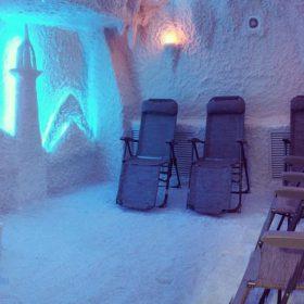 «АсСоль» соляная пещера