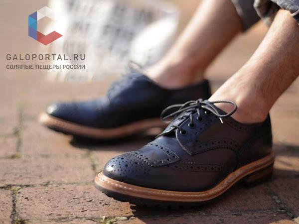 Мода на обувь без носков – причина грибковых заболеваний