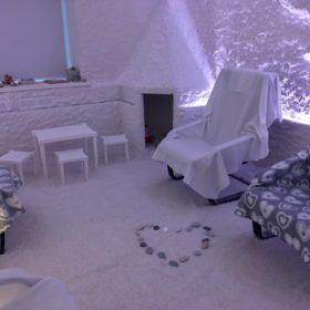 «Минерал» соляная пещера