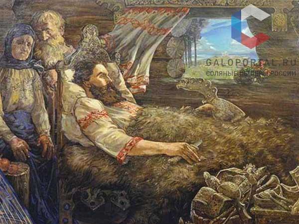 Как лечили простуду в Древней Руси