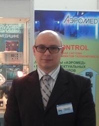 коммерческий директор ООО «Аэромед» Станислав Яковлевич Барановский