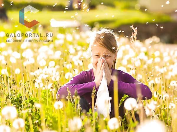 Побороть сезонную аллергию