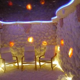 Соляная пещера на Волочаевской