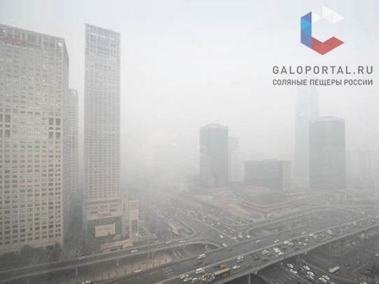 Воздушное загрязнение пагубно влияет на эмоциональное состояние