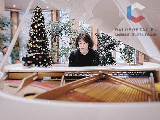 В Москве проводятся сеансы музыкальной терапии для онкологических пациентов