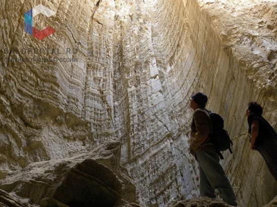 В Израиле была обнаружена самая длинная соляная пещера в мире