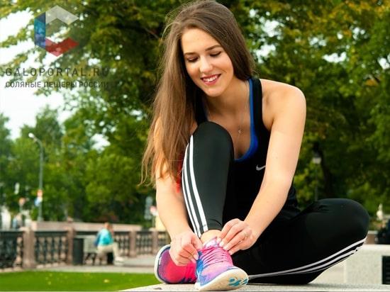 Занятия спортом приносят пользу даже спустя 10 лет