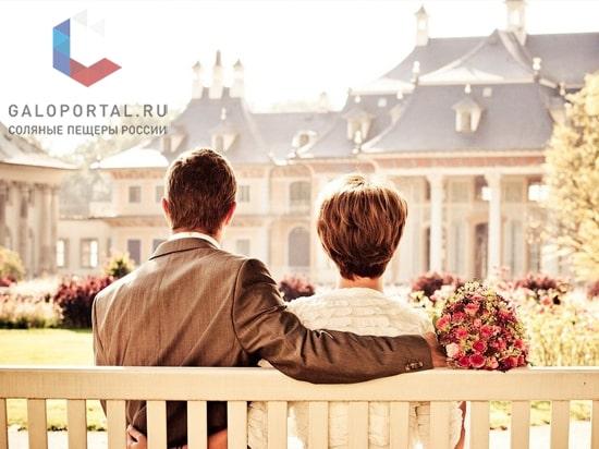Счастливая супружеская жизнь – залог долголетия