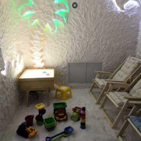 «Джунгли» соляная комната