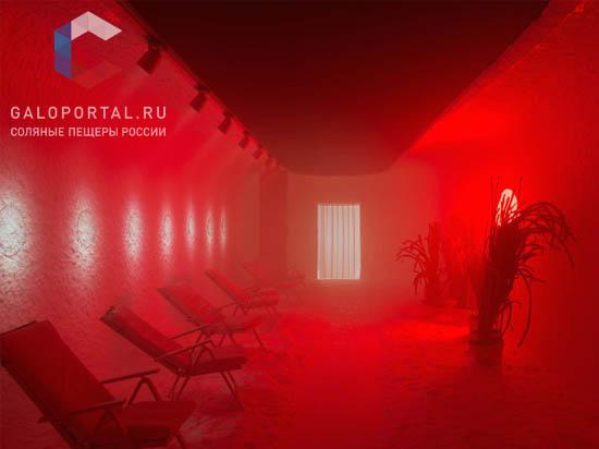 Соляная комната, созданная московской художницей, стала экспонатом экологической выставки